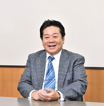 代表取締役社長 田口正則